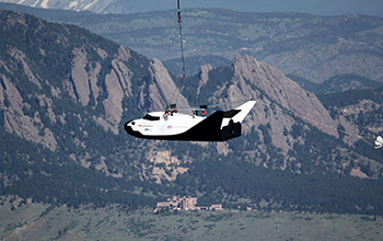 SNC's Dream Chaser Captive Carry Test (Colorado)