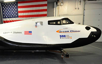SNC's Dream Chaser at SNC Facility