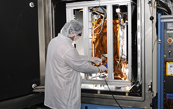 OG2 Spacecraft Completes Thermal Vacuum Testing