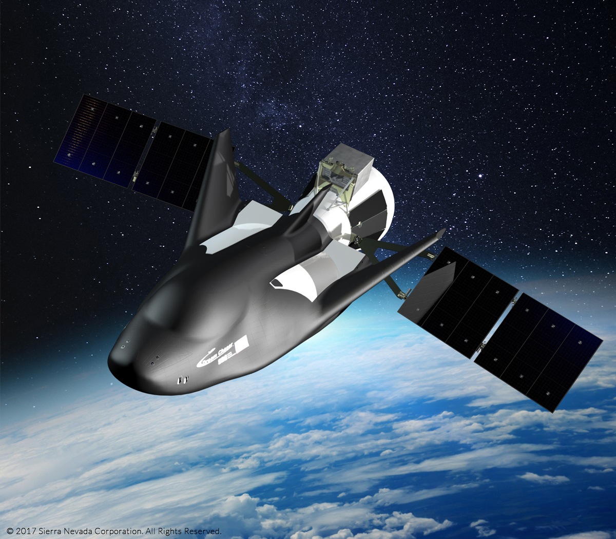 Dream Chaser Space Vehicle | Sierra Nevada Corporation | SNC