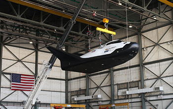SNC's Dream Chaser® Spacecraft at NASA Armstrong Flight Research Center (1)