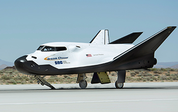SNC's Dream Chaser® Spacecraft at NASA Armstrong Flight Research Center (6)