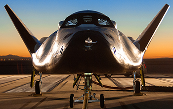 SNC's Dream Chaser® Spacecraft at NASA Armstrong Flight Research Center (7)