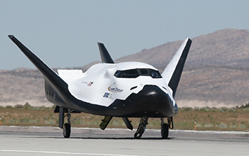 SNC's Dream Chaser® Spacecraft at NASA Armstrong Flight Research Center (8)