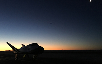 SNC's Dream Chaser® Spacecraft at NASA Armstrong Flight Research Center (9)