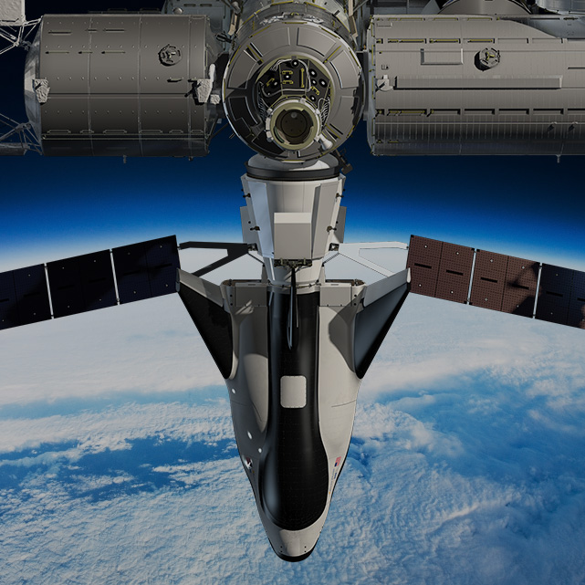 Dream Chaser Space Vehicle