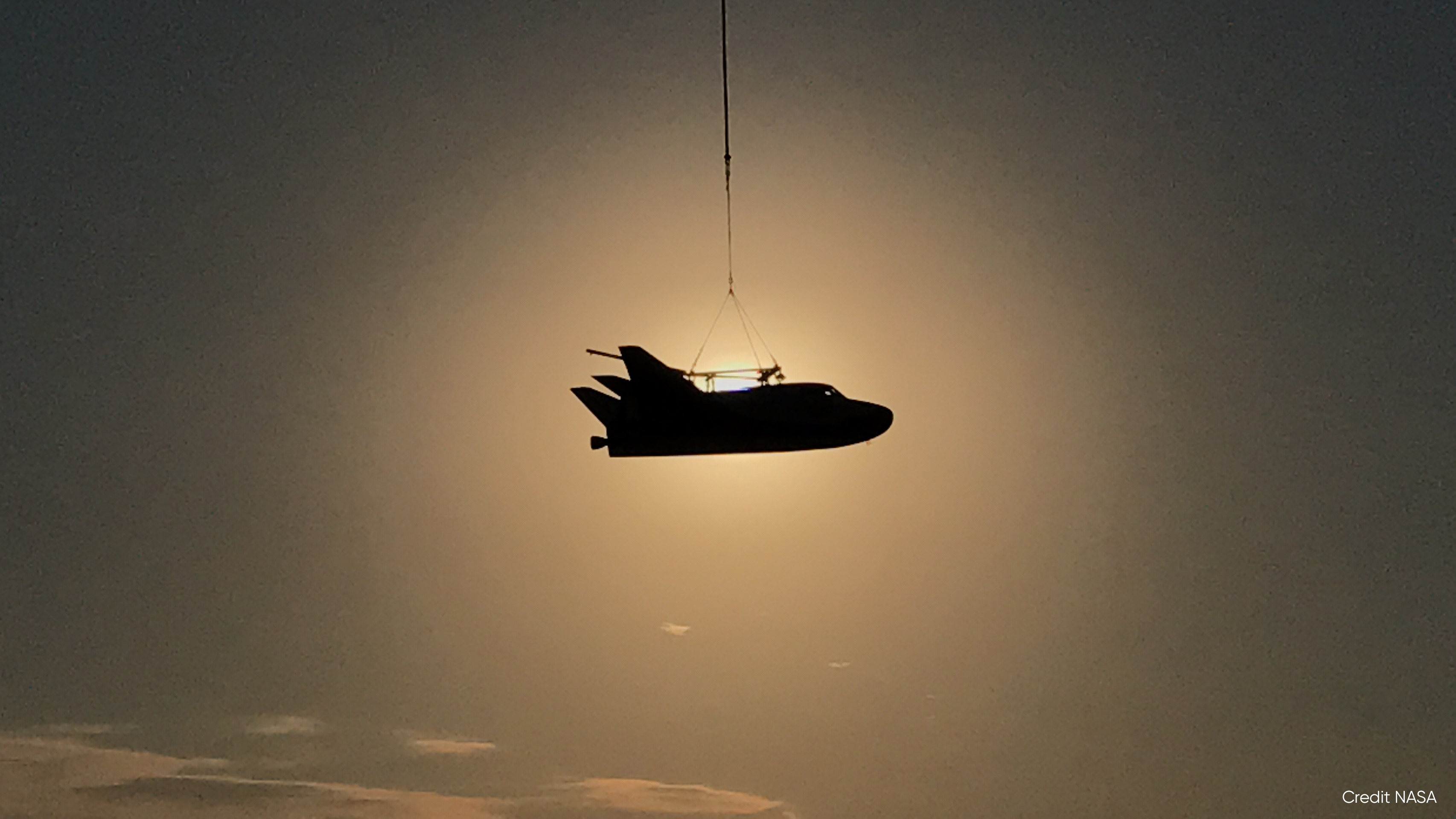 Sierra Nevada Corporation's Dream Chaser Spacecraft Successfully Completes Captive Carry Test at NASA Armstrong