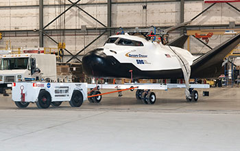 SNC's Dream Chaser® Spacecraft - 2017 Captive Carry Test