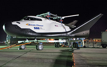 SNC's Dream Chaser® Spacecraft - 2017 Captive Carry Test (3)