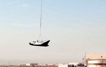 SNC's Dream Chaser® Spacecraft - 2017 Captive Carry Test (6)