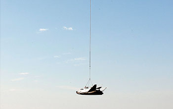 SNC's Dream Chaser® Spacecraft - 2017 Captive Carry Test (7)