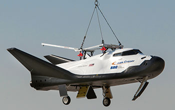 SNC's Dream Chaser® Spacecraft - 2017 Captive Carry Test (9)