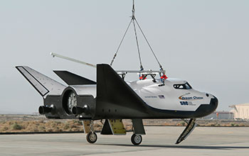 SNC's Dream Chaser® Spacecraft - 2017 Captive Carry Test (10)
