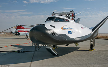 SNC's Dream Chaser® Spacecraft - 2017 Captive Carry Test (11)
