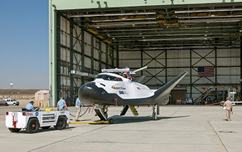 SNC's Dream Chaser® Spacecraft - 2017 Captive Carry Test (13)