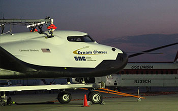 SNC's Dream Chaser® Spacecraft - 2017 Captive Carry Test (16)