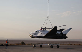 SNC's Dream Chaser® Spacecraft - 2017 Captive Carry Test (19)