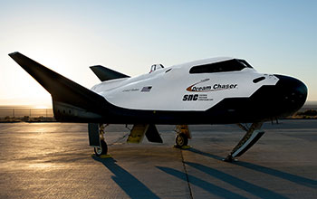 SNC's Dream Chaser® Spacecraft at NASA Armstrong Flight Research Center (11)