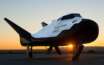 SNC's Dream Chaser® Spacecraft at NASA Armstrong Flight Research Center (13)