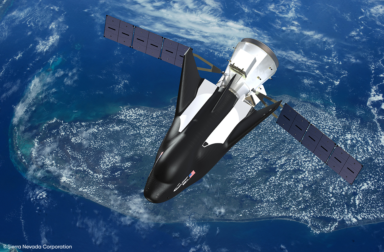 Sierra Nevada Corporation's Dream Chaser Spacecraft