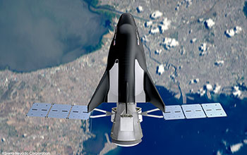 Dream Chaser Top View