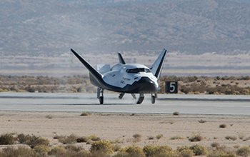 SNC Dream Chaser Free-Flight Test - 2017