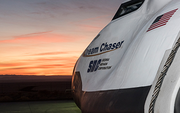 SNC Dream Chaser Free-Flight Test - 2017 (2)