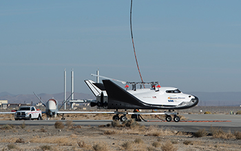 SNC Dream Chaser Free-Flight Test - 2017 (9)