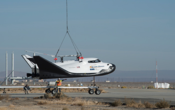 SNC Dream Chaser Free-Flight Test - 2017 (10)