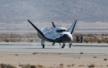 SNC Dream Chaser Free-Flight Test - 2017 (15)