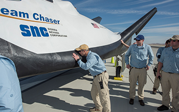 SNC Dream Chaser Free-Flight Test - 2017 (19)