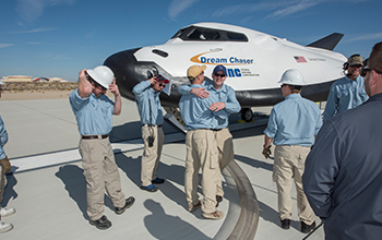 SNC Dream Chaser Free-Flight Test - 2017 (20)