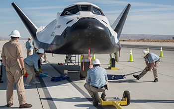 SNC Dream Chaser Free-Flight Test - 2017 (21)