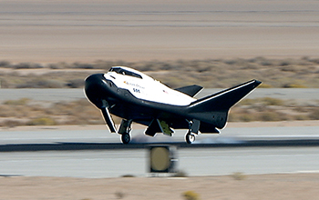 SNC Dream Chaser Free-Flight Test - 2017 (23)