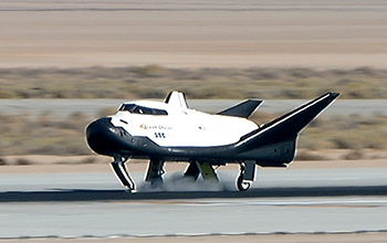 SNC Dream Chaser Free-Flight Test - 2017 (24)