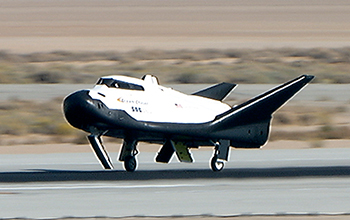 SNC Dream Chaser Free-Flight Test - 2017 (25)