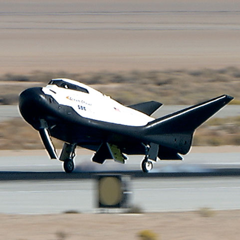 SNC Dream Chaser Passes Milestone 4B