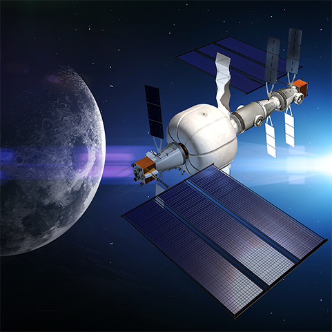 SNC NASA Sign Two NextSTEP-2 Contracts