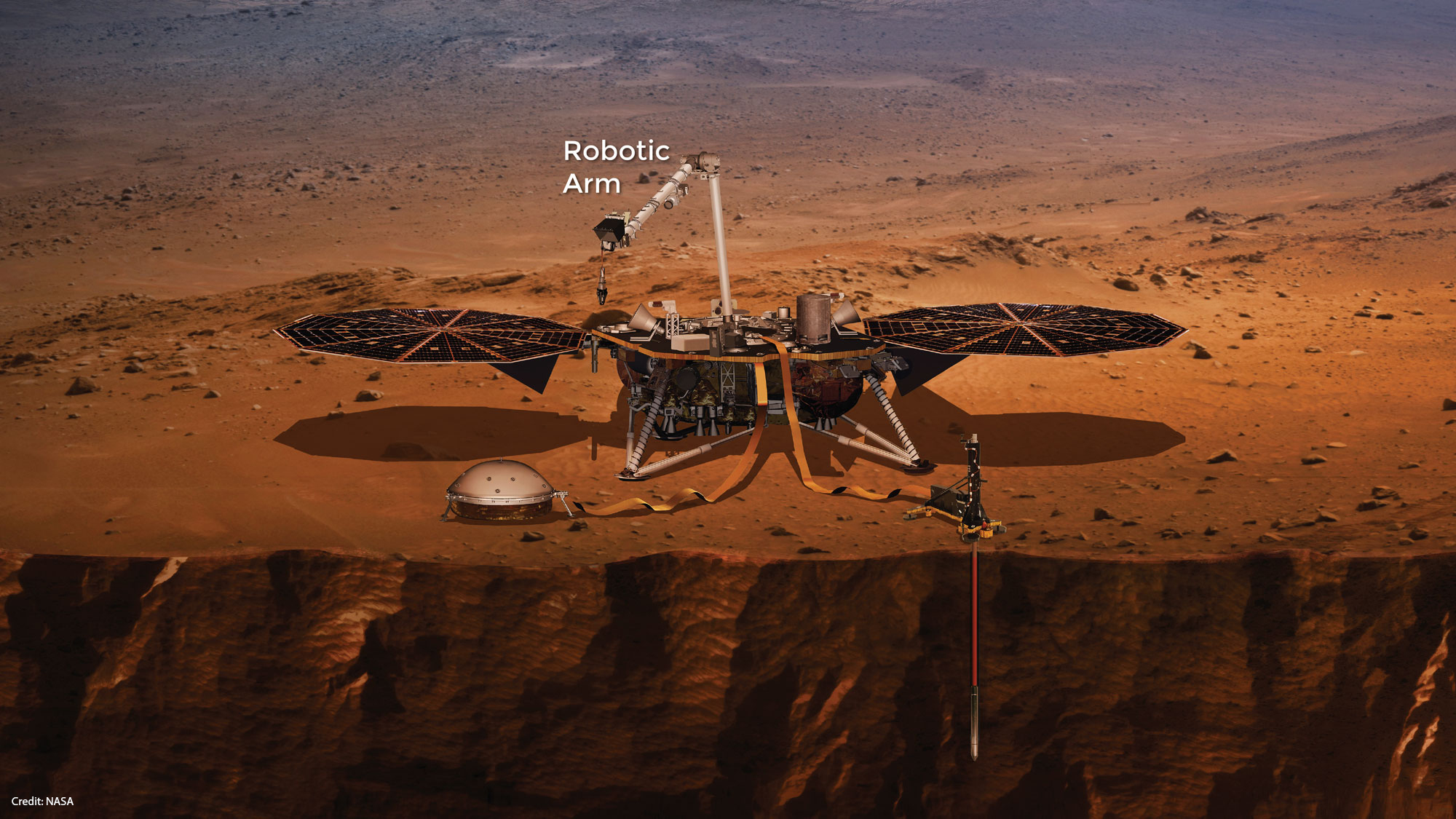 NASA's Mars InSight Rover