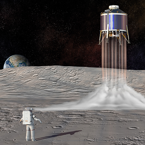 SNC to Aid in US Return to Moon
