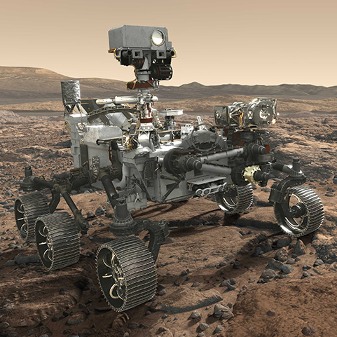 SNC Supports Safe Mars Landing for NASA's Perseverance Rover